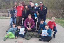 Družstvo mladých hasičů SDH Vlašim